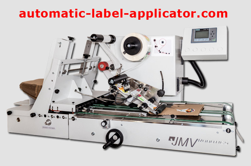 automatic label applicator